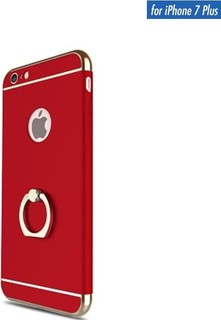 Joyroom Ling Series Grip Case for iPhone 7 Plus - Red
