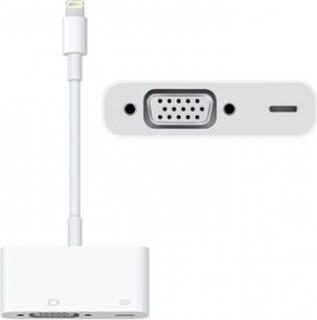 Apple Lightning to VGA Adapter - White