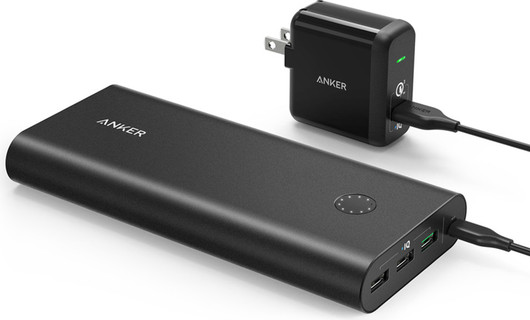 Anker PowerCore+ 26800 u0026amp; PowerPort+ 1, Quick Charge 3.0