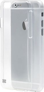 PROMATE CRYSTAL-I6P Protective Highly Transparent Clear Shell Case for iPhone 6 , Screen Protector Included.