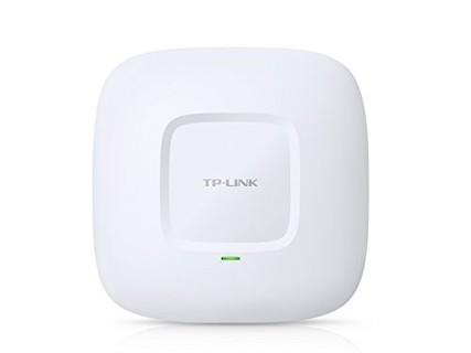 TP-Link EAP120 - Radio access point 300Mbps 2.4GHz 1 x WAN 1 x LAN
