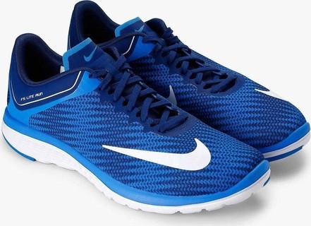 Nike FS Lite Run 2 Dark Magnet Grey/White/Black Trendzmania