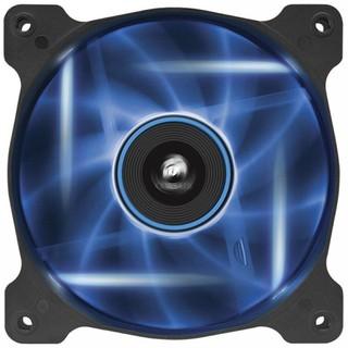 Corsair AF120 High Airflow Fan 120mm 3 pin blue LED single pack