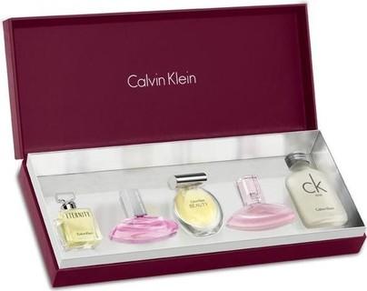 Calvin Klein for Women Travel Miniature Collection