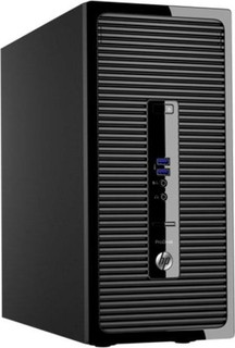 HP ProDesk 400 G3 Microtower PC i7-6700, 3.4GHz, 8MB, 4GB, 500GB, 2 Yr