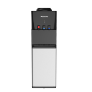 Panasonic 3 Tap Water Dispenser, Black Silver