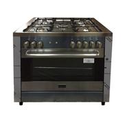 Magic-Gas MagicGas Gas Cooker 100x60 5-Burner Steel