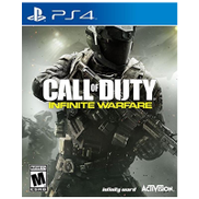 Call اوف Duty Infinite Warfare PS 4