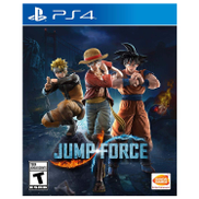 Access Jump Force:Jump Force: Standard Edition - PlayStation 4 Standard Edition - PlayStation 4 - R1