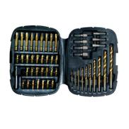Black & Decker A7093-XJ 50 Pieces Metal Drill & Driving Set