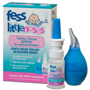 Fess Little Nasal Spray Aspirator 15Ml