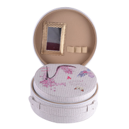 Access Cosmetics Box 2Pcs Set Mix Colour-177
