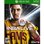 اي ايه XBOX One NBA Live 2014 NTSC