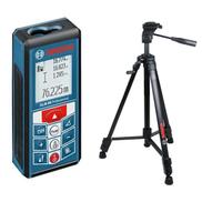 Bosch GLM80 80m Laser Rangefinder with BT150 Adjustable Tripod