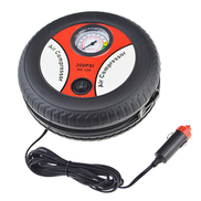 Access Portable Car Air Pump Compressor 260PSI DC 12V Tire Inflator Air Compressor Car Auto Pump 156W