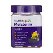 Natrol Kids Melatonin Sleep, 1Mg, 60 Gummy