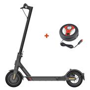 Xiaomi Mi Electric Scooter Essential - Black + Portable Air Compressor
