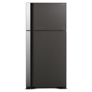 Hitachi 760 Ltr, 27 CFT Top Mount Refrigerator, Grey - R-VG760PK7GGR