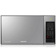 Samsung MS405MADXBB سعة 40 لتر ، ميكروويف فردي SHINE-14 مع مرآة سوداء زجاجية - أسود