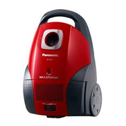 Panasonic MC-CJ915R747 Vacuum Cleaner, 2100W, 6L - Red