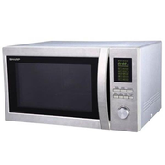 Sharp R-78BT Microwave Oven, 43L, 1100W