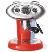 Illy Francis X7.1 IperEspresso Coffee Machine - Red
