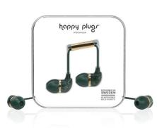 Happy Plugs In-Ear Green Marble