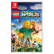 LEGO Worlds Game for Nintendo Switch