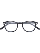 Lesca square frame glasses
