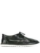 Marsèll Marsll contrast sole lace-up loafers