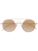 EQUE.M Frency & Mercury Checkmate sunglasses