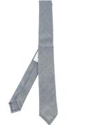 Thom Browne Classic Necktie In School Uniform Plain Weave