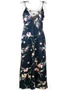 جورجيو ارماني جورجيو أرماني فستان زهر مزين بالزهور