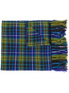 Altea tartan plaid scarf