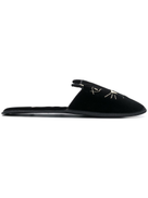 Charlotte Olympia cat slippers