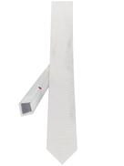 Dell'oglio micro ribbed tie
