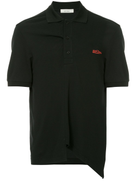 We11done oversized polo shirt