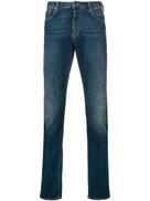 بنطلون جينز رفيع من إمبوريو أرماني