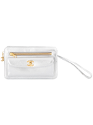 Chanel Pre-Owned 1996-1997 Clutch Hand Bag