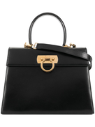 Salvatore Ferragamo Pre-Owned Gancini 2way bag