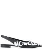 Moncler Emerine ballerina shoes