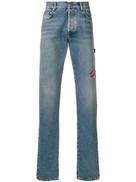 Heron Preston regular slim fit jeans