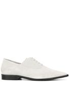 Haider Ackermann pointed-toe oxford shoes