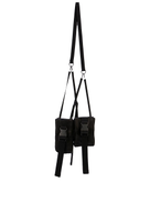 The Viridi-Anne double neck pouch