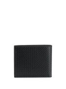 Salvatore Ferragamo logo embossed bi-fold wallet