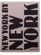 Assouline New York by New York book