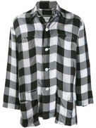 Comme Des Garçons Pre-Owned Comme Des Garons Pre-Owned lightweight checked shirt