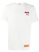 Heron Preston logo label T-shirt