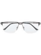 Cazal square frame glasses
