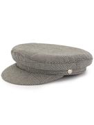 Manokhi Greek Fisherman checked hat